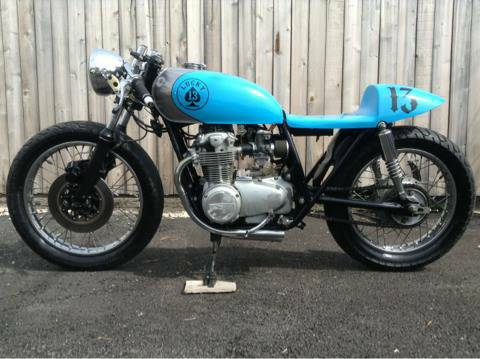 Classic Listed Caf 233 Racers Motorcycles Cafe Motorcycles