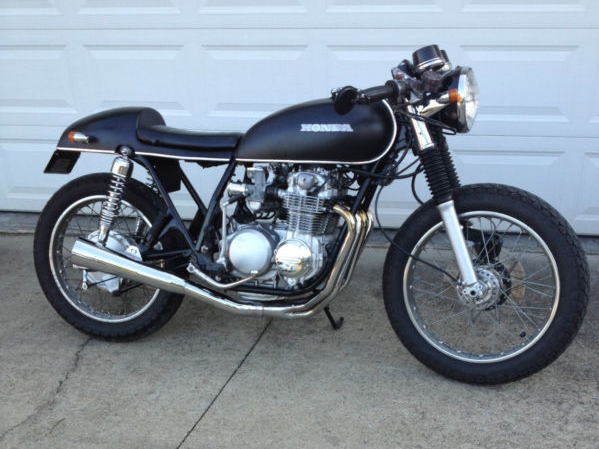 Classic Listed Café Racers | Motorcycles, Cafe Motorcycles ...