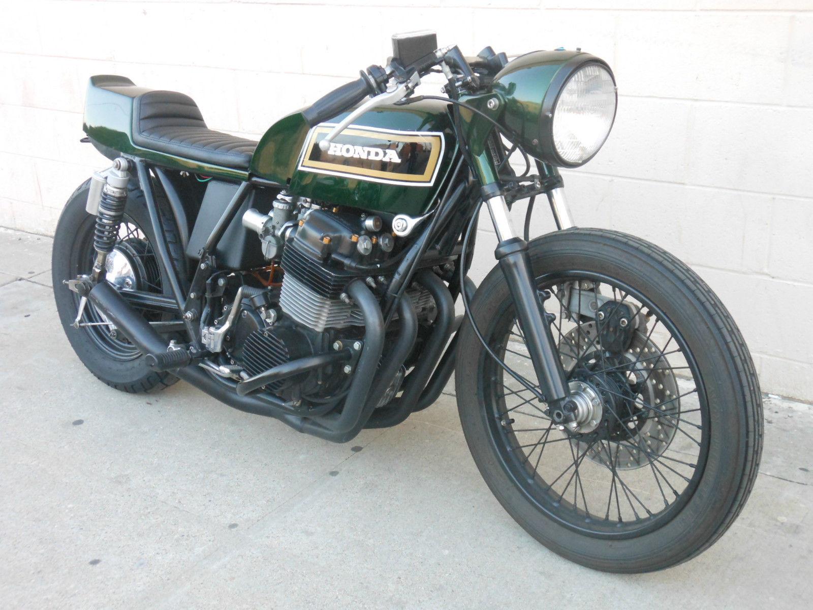 1978 HONDA CB750 – Café Racers Listed