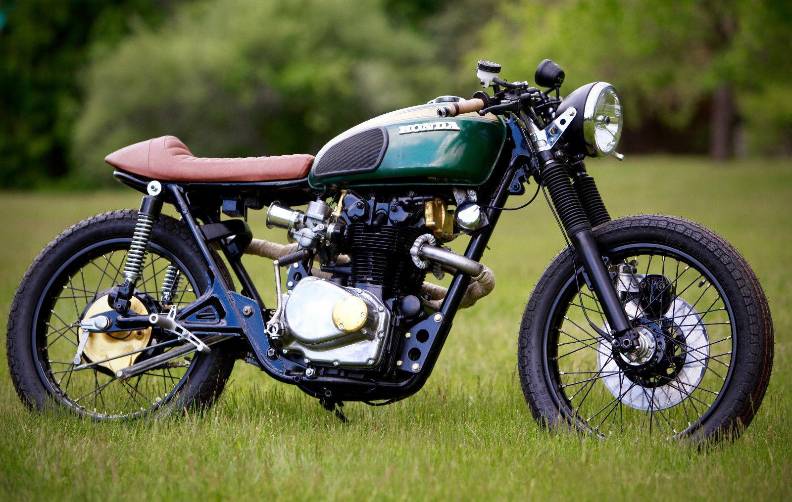 classic bikes – café racers listed